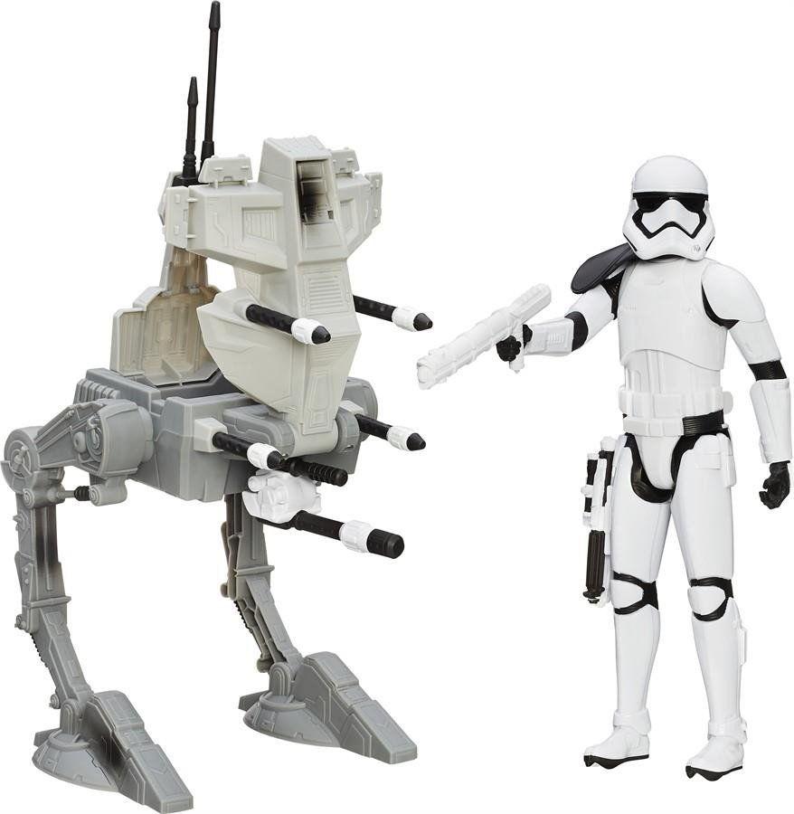 Hasbro Star Wars - Figurka 30 cm Stormtrooper + pojazd B3919 B3917