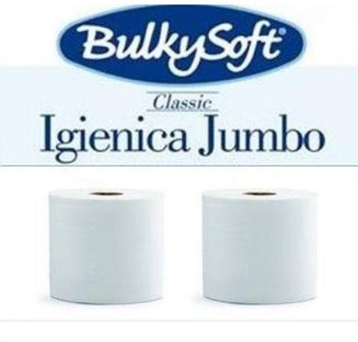 Papier toaletowy Jumbo Bulky Soft 200m