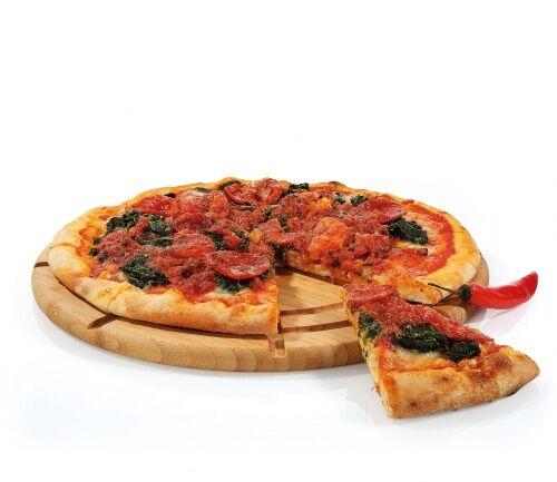 Deska do serwowania i porcjowania pizzy Zassenhaus