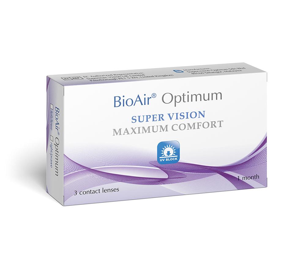 BioAir OPTIMUM 3 sztuki
