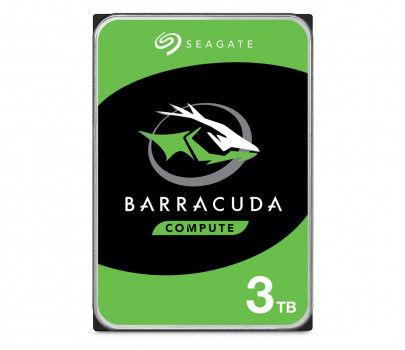 "SEAGATE Barracuda 3TB 3.0 256 MB 5400 rpm 3,5"" (ST3000DM007)"