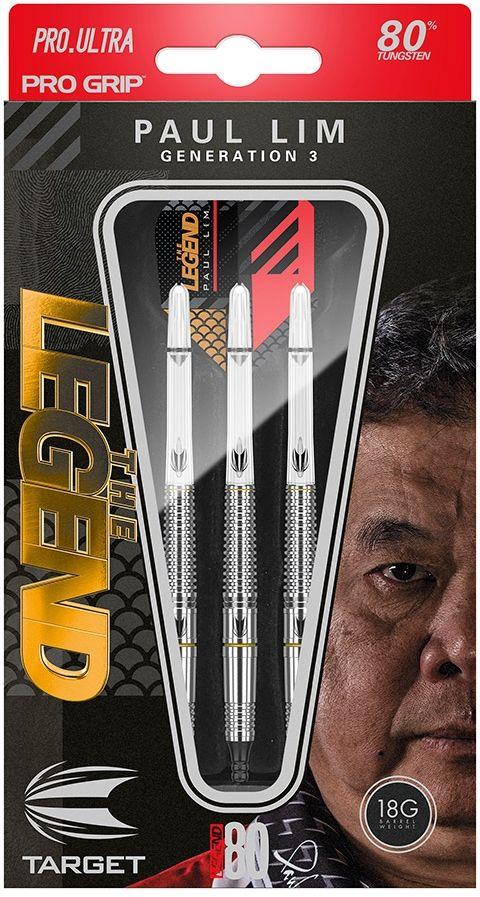 Rzutki Target Paul Lim G3 80% (soft tip)