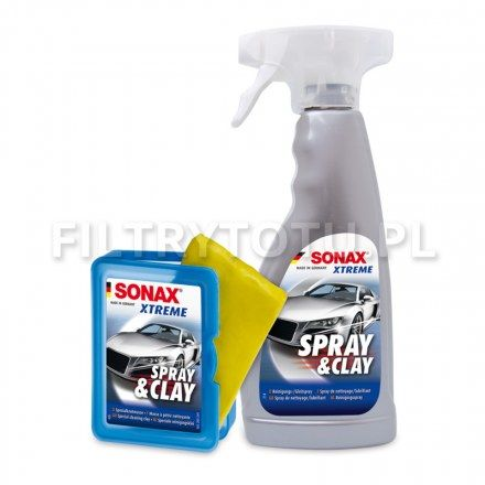 SONAX Xtreme Spray&Clay 500ml (203241)
