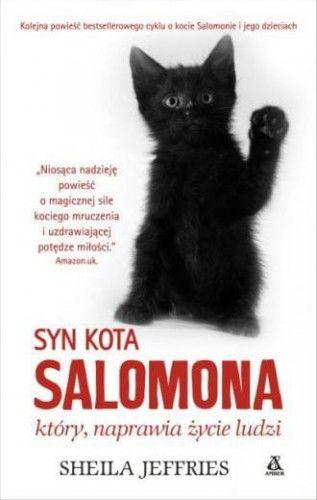 Syn kota Salomona który naprawia życie ludzi - Sheila Jeffries