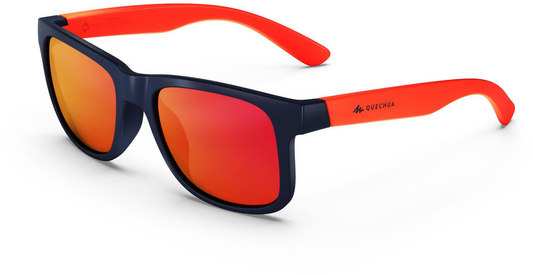 Okulary przeciwsłoneczne turystyczne - MH T140 dla dzieci > 10 lat - kat. 3