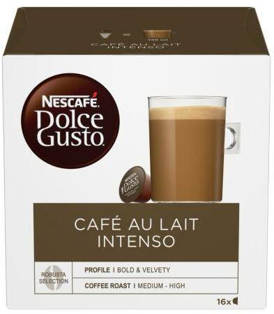 Nescafe Dolce Gusto Café au Lait Intenso - szybka wysyłka!