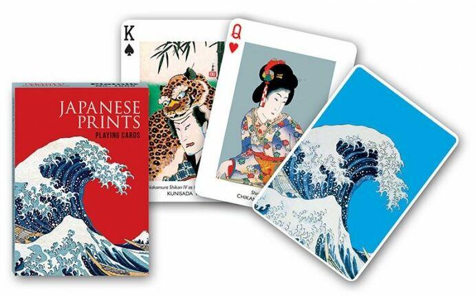 Karty Japońskie grafiki