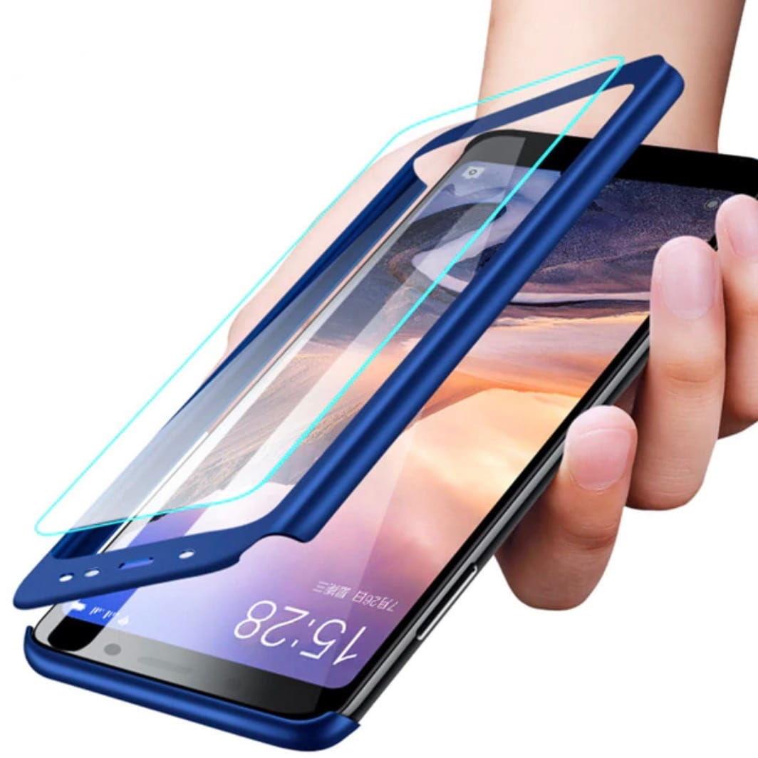 Etui 360 Protector Samsung Galaxy A50 - 3 kolory