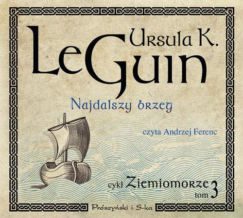 Najdalszy brzeg - Ursula Kroeber Le Guin - audiobook