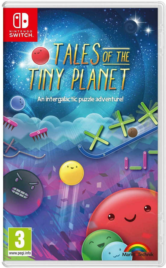 Tales Of The Tiny Planet / Nintendo Switch / Warszawa