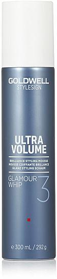 Goldwell Ultra Volume Glamour Whip Pianka nabłyszczająca 300 ml