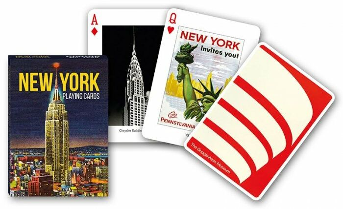 Karty Piatnik Nowy Jork