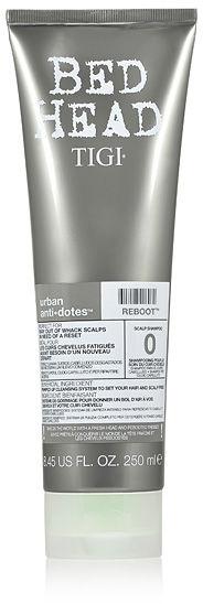 Tigi Bed Head Reboot Nawilżający szampon oczyszczający 250 ml