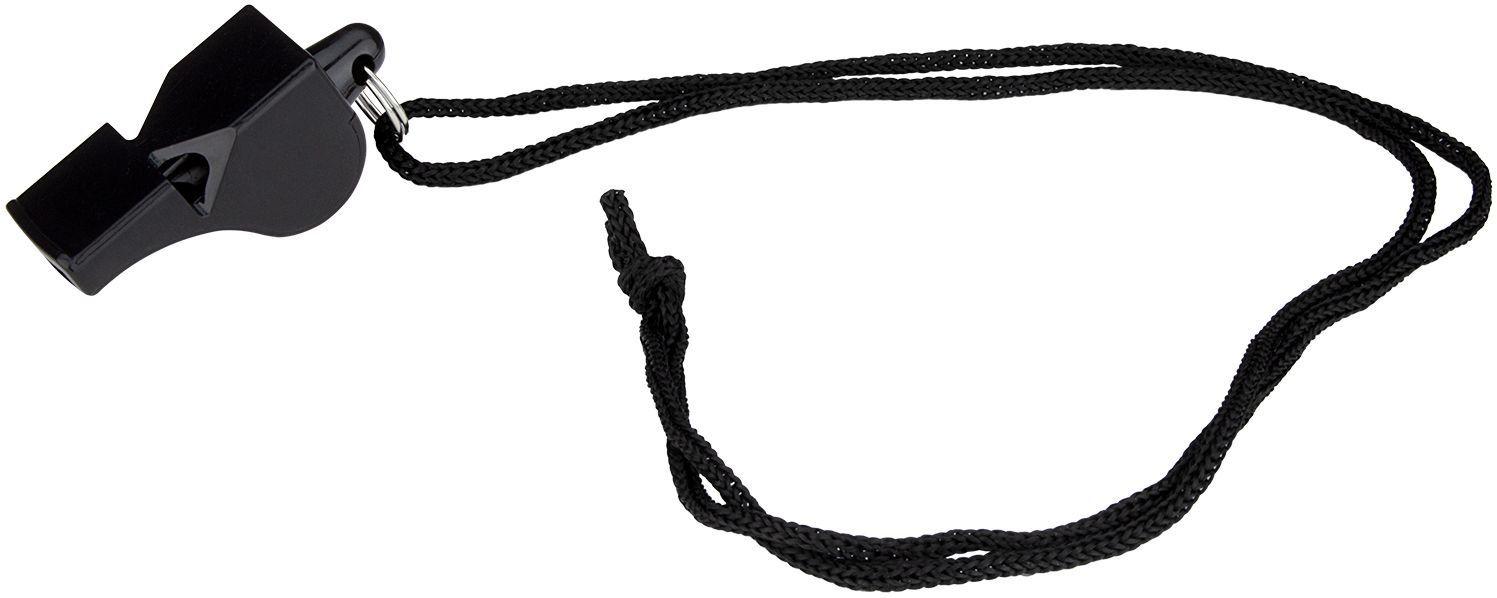 Gwizdek sędziowski z sznurkiem Avento