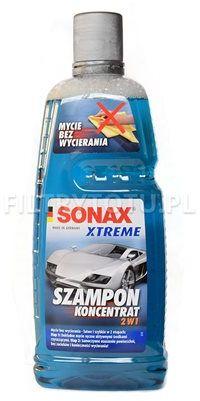 SONAX Xtreme Szampon 2 w 1 koncentrat 1l (215300)