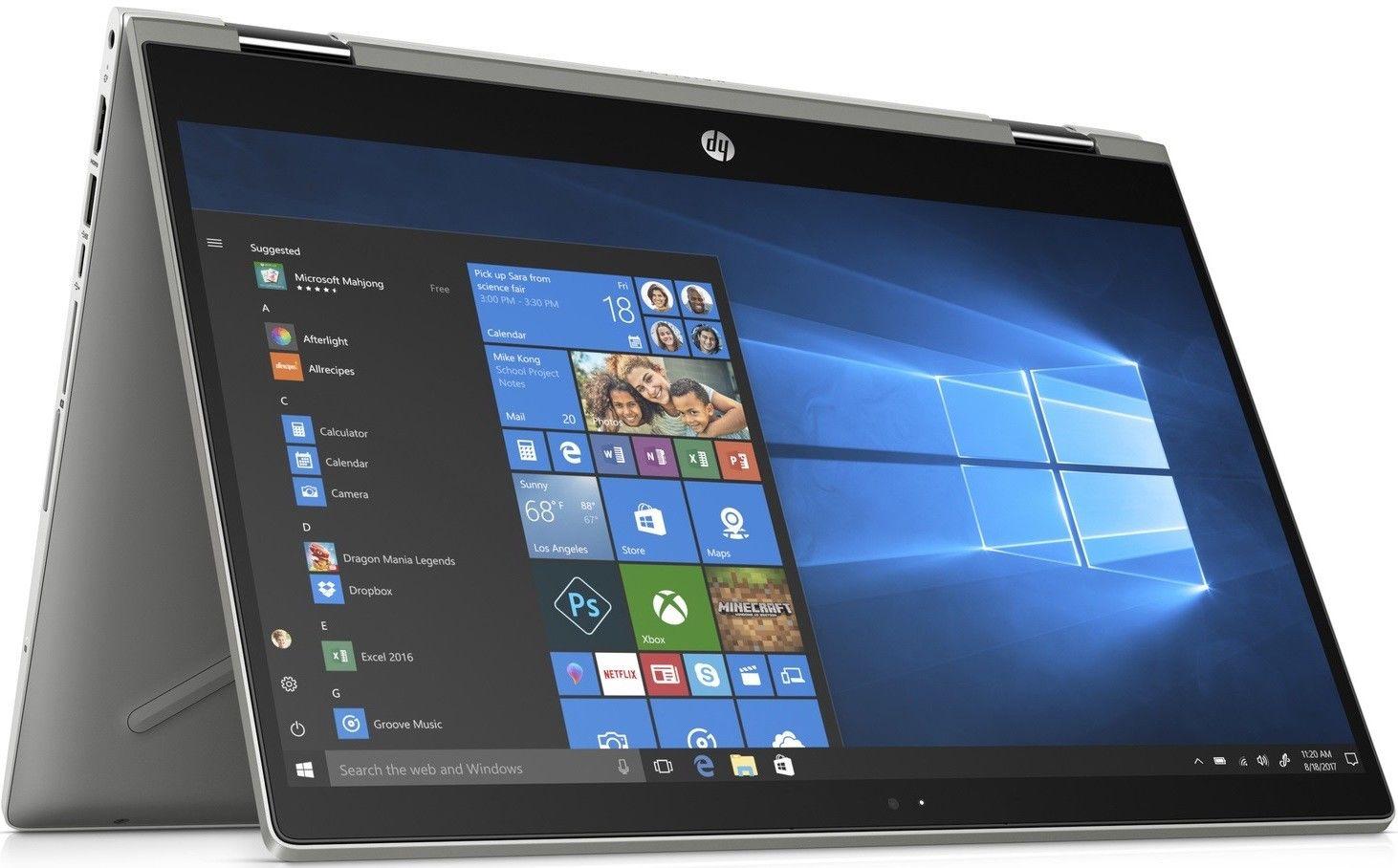 Laptop HP Pavilion x360 14-cd0014nw 5KR52EA