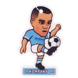 Manchester City - odświeżacz powietrza Kompany
