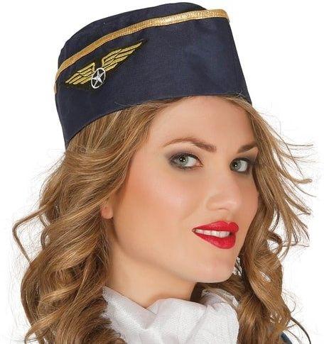 Czapka stewardessy - 1 szt.