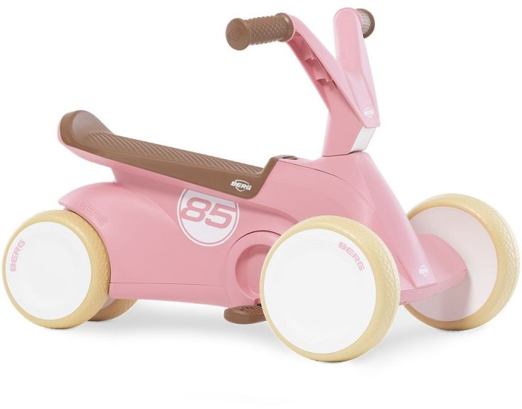 BERG GO2 Gokart Jeździk Rowerek 2w1 Retro Pink LK