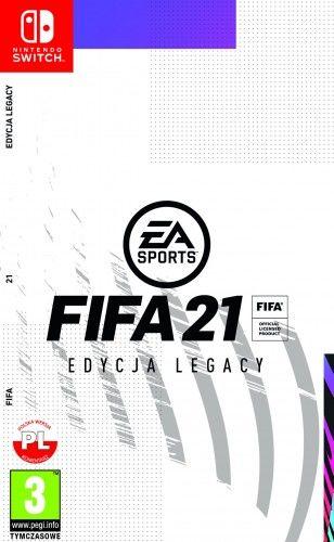 Fifa 21 Edycja Legacy NS
