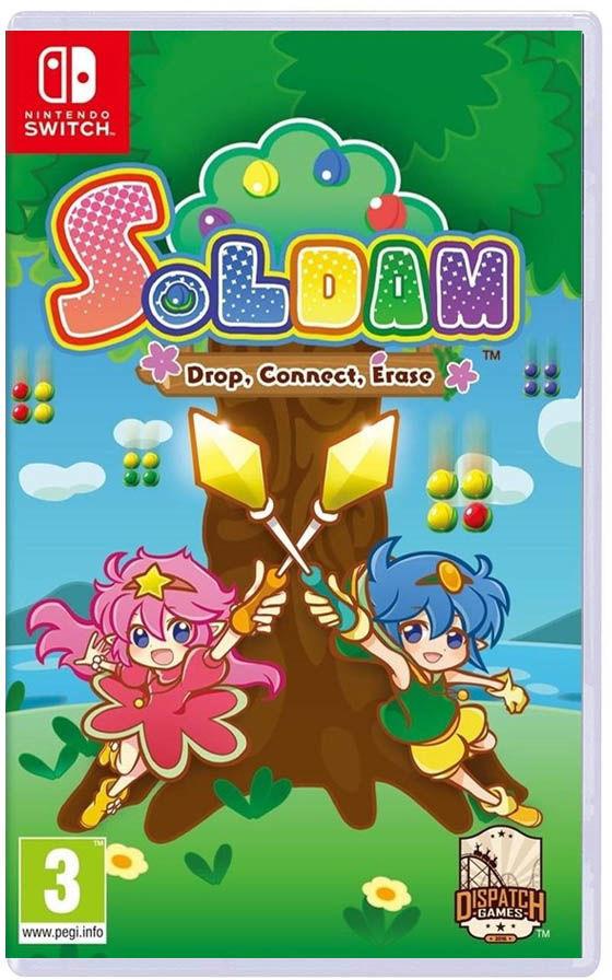 Soldam: Drop Connect Erase / Sklep Warszawa CH Land