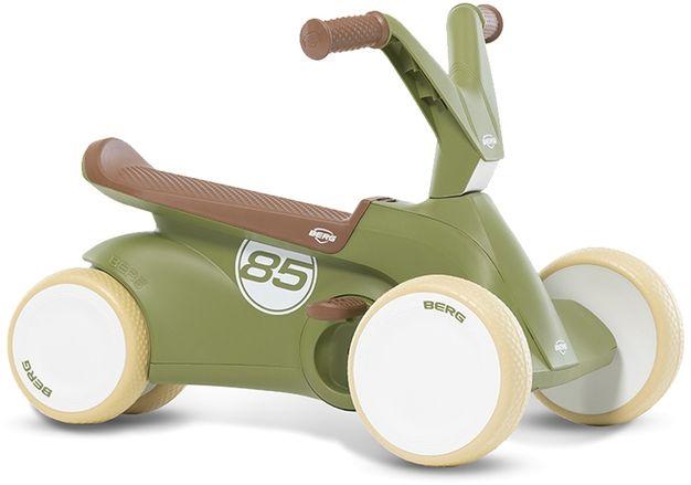 BERG GO2 Gokart Jeździk Rowerek 2w1 Retro Green LK