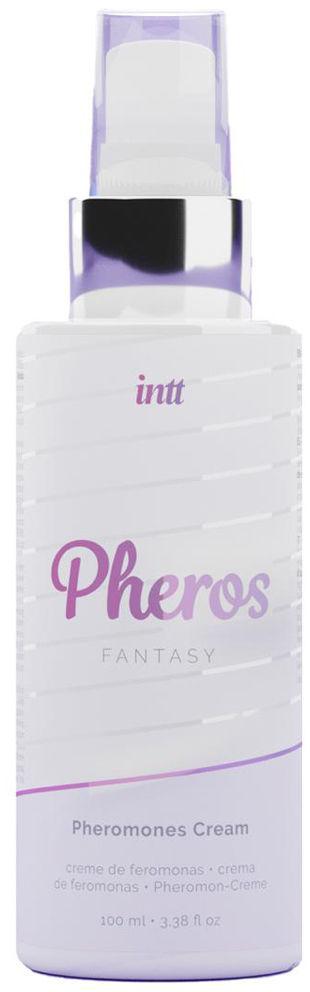 intt Pheros Fantasy Pheromones Cream 100ml