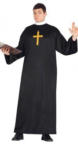 Kostium dla mężczyzny Zakonnik, Ksiądz