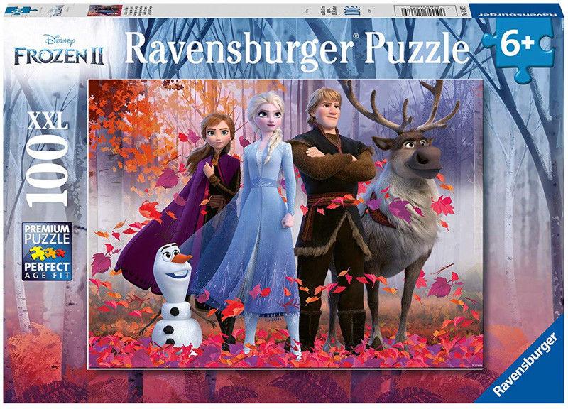 Ravensburger - Puzzle XXL Frozen Il 100 elem. 128679