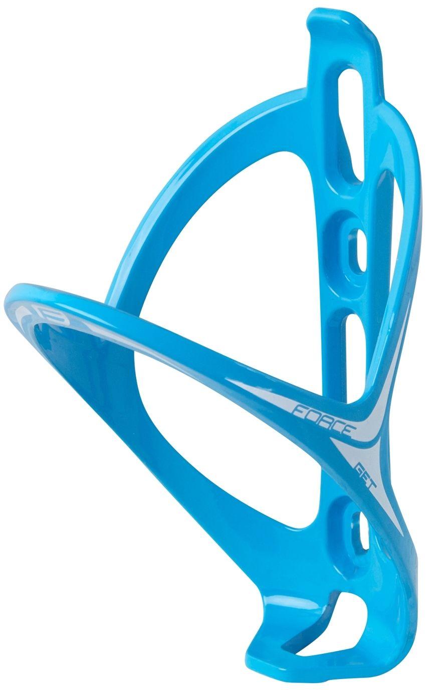 FORCE koszyk na bidon rowerowy get niebieski 241291,8592627074998
