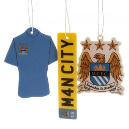 Manchester City - odświeżacze powietrza