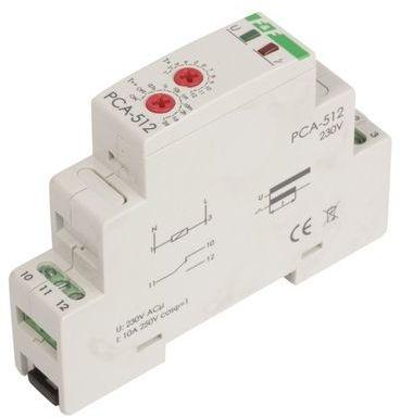 Przekaźnik czasowy 1P 10A 0,1sek-576h 230V AC opóźnione wyłaczenie PCA-512