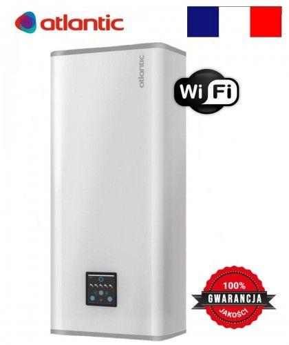 Bojler elektryczny ogrzewacz wody z cyfrowym sterowaniem i funkcją wi-fi, VERTIGO WI-FI