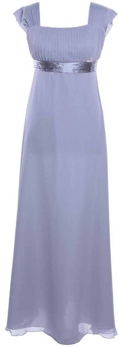 Sukienka FSU158 SZARY JASNY