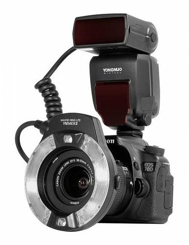 Yongnuo lampa makro YN-14EX II (Canon)