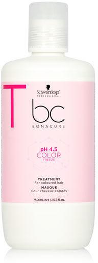 Schwarzkopf BC Color Freeze Maska do włosów farbowanych 750 ml