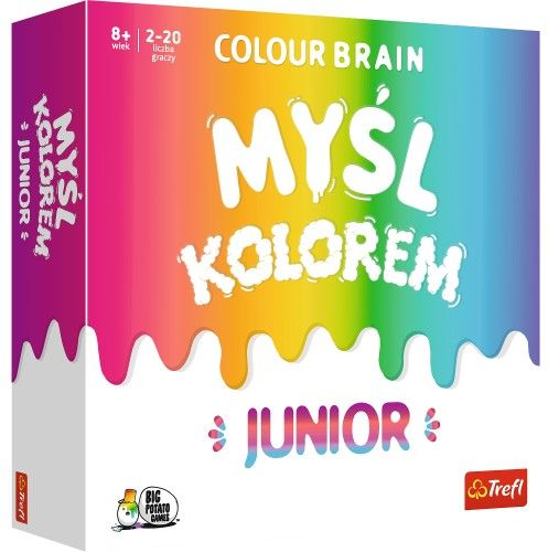 Colour Brain - Myśl Kolorem Junior