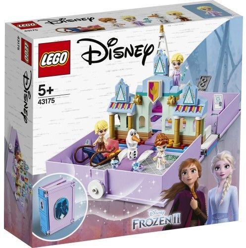 LEGO Kraina Lodu 2 - Książka z przygodami Anny i Elsy 43175