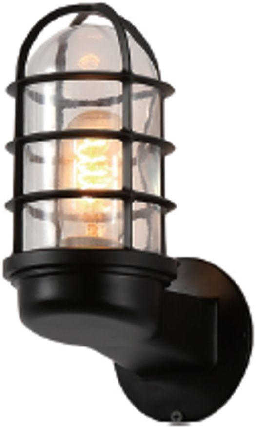 Fabrica - industrialna lampa ścienna kinkiet