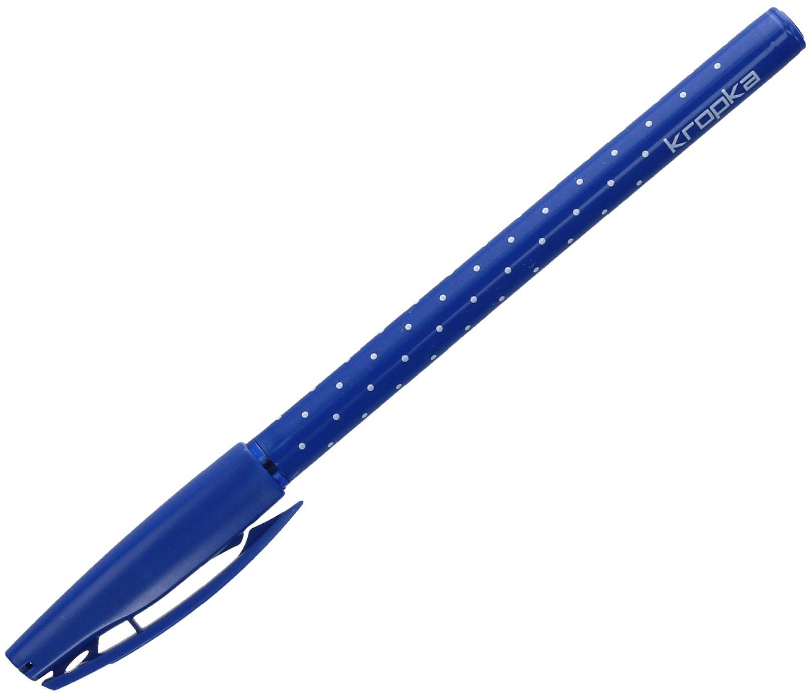 Długopis 0.50mm niebieski Rystor New Kropka