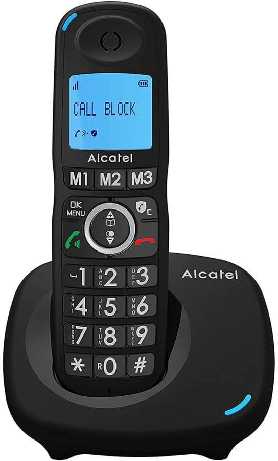 Alcatel XL535 - telefon bezprzewodowy DECT