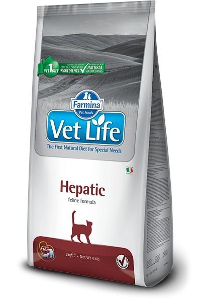 Farmina Vet Life Hepatic 2 kg Cat