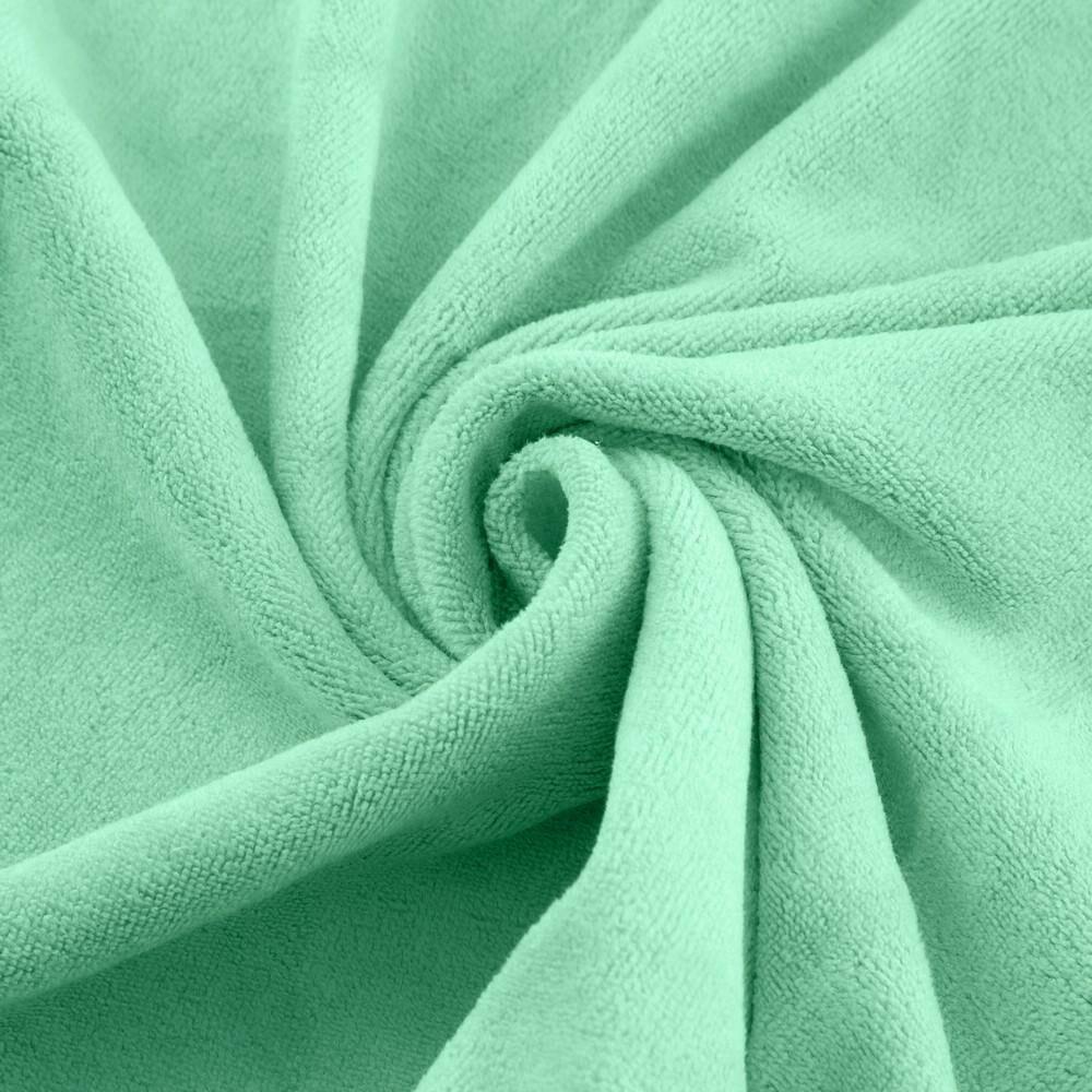 Ręcznik Szybkoschnący Amy 50x90 07 jasno turkusowy Eurofirany