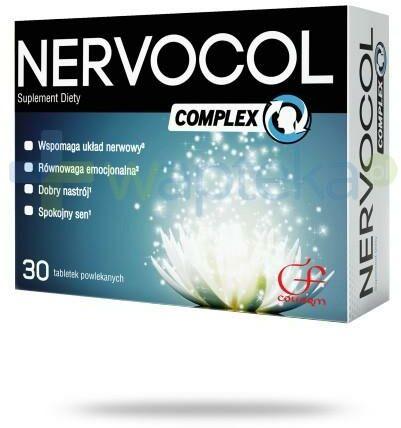 Colfarm NervoCol Complex 30 tabletek