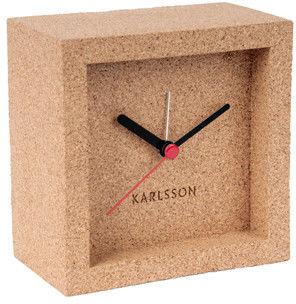 Budzik Franky cork by Karlsson