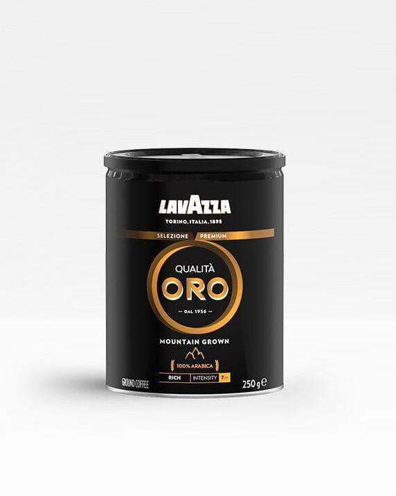 Lavazza Qualita Oro Mountain Grown 0,25 kg mielona PUSZKA