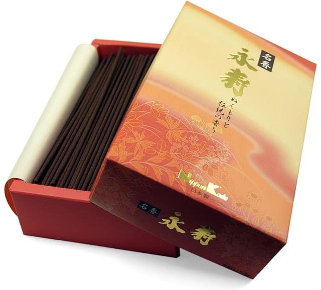 Japońskie kadzidełka - Big Box - Meiko Eiju - 260szt