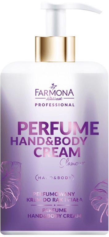 PERFUME HAND&BODY CREAM Glamour 300ml