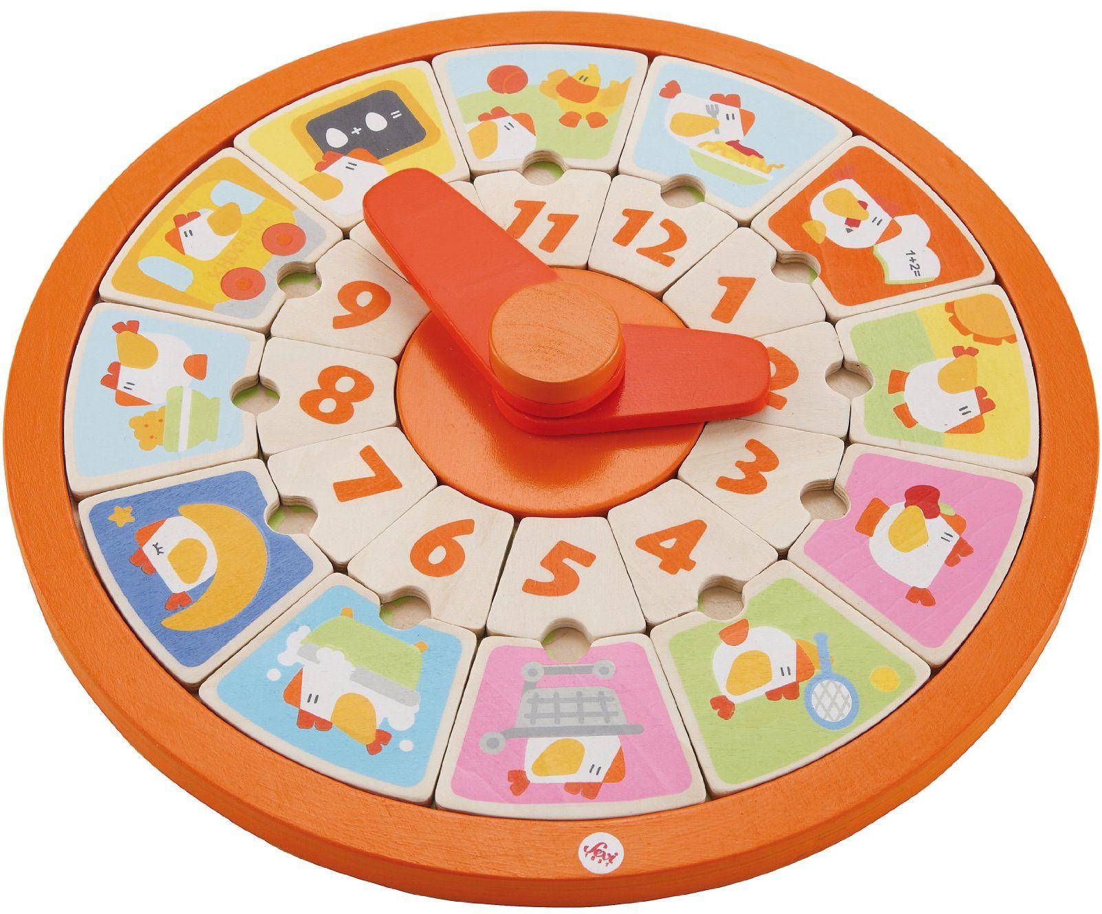 Trudi 82599 puzzle do nauki gry edukacyjnej