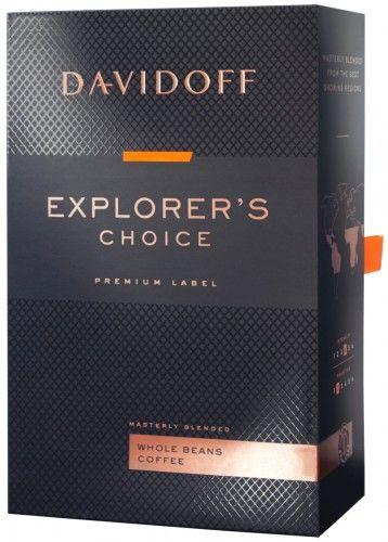 Kawa Davidoff Explorer''s Choice Whole Beans Coffee 500g ziarna